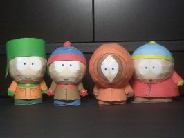 South Park by Graphite88