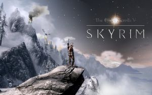 The Elder Scrolls V: Skyrim Wallpaper by jonnysonny