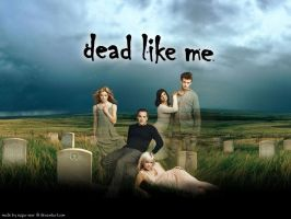 Dead Like Me Wallpaper by sugar-noor
