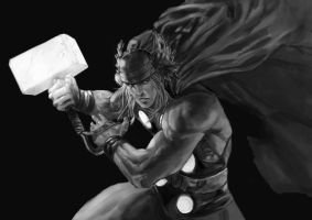 Thor by Mar11co