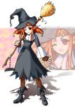 Teen witch by sonialeong