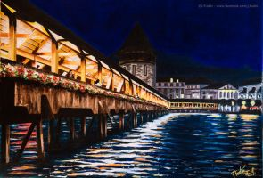 Luzern By Night by pErs