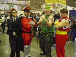 street fighter cosplay by dante-is-god