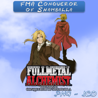 FMA Conqueror of Shamballa ICO and PNG by bryan1213