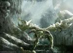 Cave Dragon by Mick2006