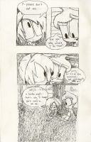 The Winged One Pg. 2 by Nicktoonacle