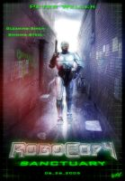 RoboCop 4 one-sheet by fixer79