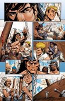 Conan1 pg3 - Colors by luisochoa