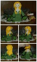 SS: Elven Princess by janey-in-a-bottle