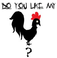 Cock Tshirt Design by ThexIcexQueen