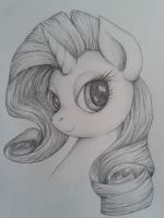 Rarity traditional by TheBowtieOne