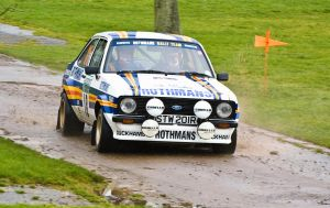 Ford Escort RS1800 by Willie-J