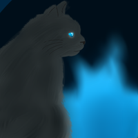 .: I Am The Azure Flame :. by Azuriite