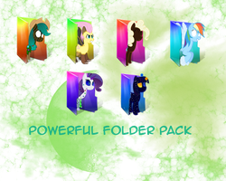 Powerful Folder Pack by Togekisspika35