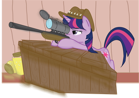 The Sniper: Twilight Style by steiner289