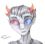 Sollux by HollyBjeam