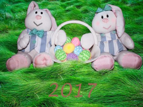 Happy Easter! 2017 by KaidaYinThyme