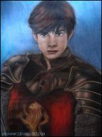 King Edmund the Just by Brunamf