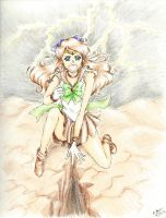 Request: Sailor Earth by SailorShana8
