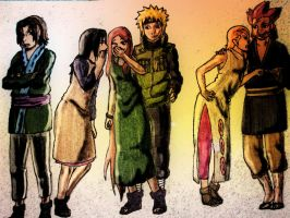 Naruto Road to Ninja by yoriataki159