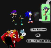 The Return Of Zee Jacks The Hedgehog by ScourgeXNazo2
