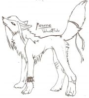 Mourne WolfOfFate by Preciousness