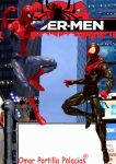 Ultimate Spider-man (Miles Morales) and The amazin by Spidey-Portilla
