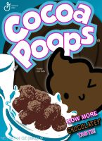 cocoa poops by magandalena