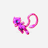 Exotic Mew by PhantomBlackDogs