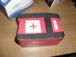 L4D First Aid Pack Box by FoxTrotProducts