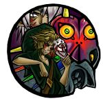 Majoras Mask  by Mimibert