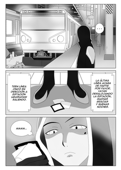 Ghost Love Cap 2 - Pag 28 (Spanish-Version) by EVANGELION-02