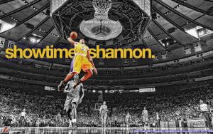 Shannon Brown Wallpaper by Angelmaker666
