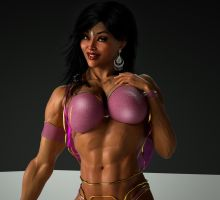 Commission: Indira 3 by mythosgfx