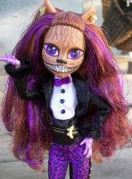 Monster High Custom Cheshire Cat Version 2 by AdeCiroDesigns