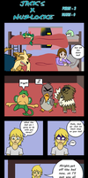 Jack's X Nuzlocke - 6 by FeralFighter