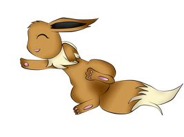 Eevee Attempt :: Thanks for 203 watchers!! by Ashannemarie