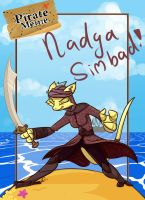 Swashbuckling the Fantabulous Out of You! by Nadya-Signo