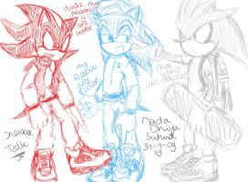 SSS: Sneaker Talk by kartasmita