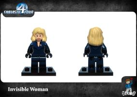Invisible Woman by StoryLegos