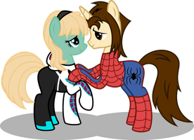 Spiders and Magic - We're Best Friends... by edCOM02