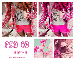 Psd 03 by Arriiety