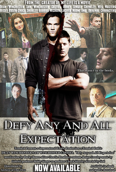 Fic Poster: Defy Any And All Expectation by Tenoko1