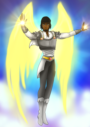Paladin by Trust-Is-Holy
