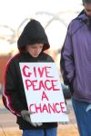 'Give Peace a Chance' by Photo5newdude