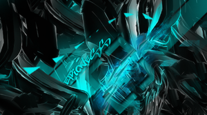 Abstract Signature by BlazingDemon95