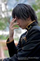 Lelouch from Code Geass by Acedemond