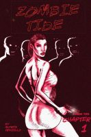 Zombie Tide 1 Cover by alfred183