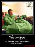 The Snuggie by Superstrider