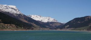 lake and mountains 2 by ingeline-art